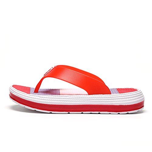 Flip Larga Taglia prape Metri Flop red 41 Ms Pantofole nfXXOzw1E