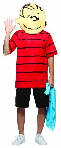 Linus Costume Peanuts (Fancy Dress Adult Costume - Peanuts - Linus by Rasta Imposta)