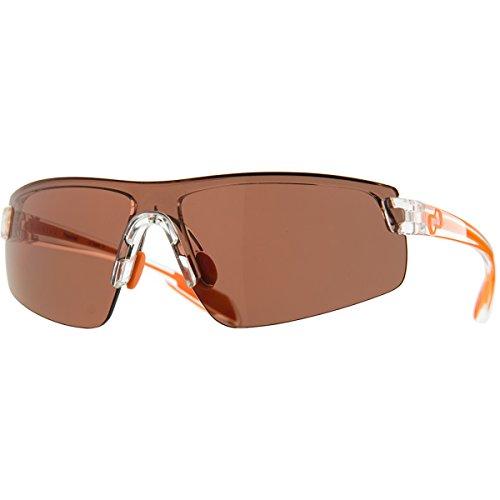 (Native Lynx Polarized Sunglasses, Copper, Crystal/Orange)