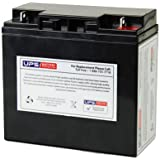 12V 18Ah, T4 Terminal AGM, SLA Replacement - Compatible with Vision CP12180