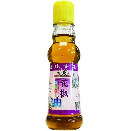 Spicy King Sichuan Peppercorn oil 5.07oz by D&J Asian Market