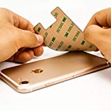 Dual Pocket Silicone Credit Card Keeper/Phone