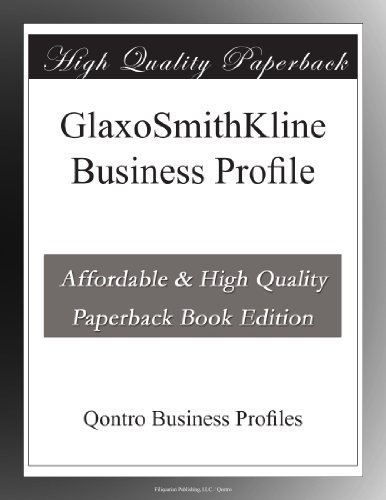 glaxosmithkline-business-profile