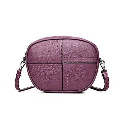 A Pochette Donna Purple Kyokim Da Con Tracolla Pelle In Per qtpdwF