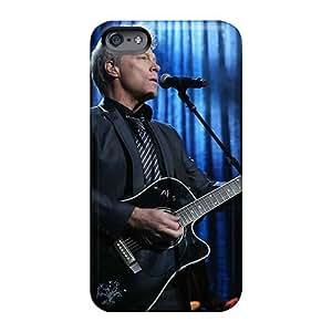 Iphone 6 MdX14939LOOg Customized Nice Bon Jovi Band Pattern Shock Absorption Hard Phone Case -InesWeldon