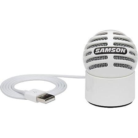 Samson Meteorite USB Condenser Microphone Samson Audio SAMETEORITE
