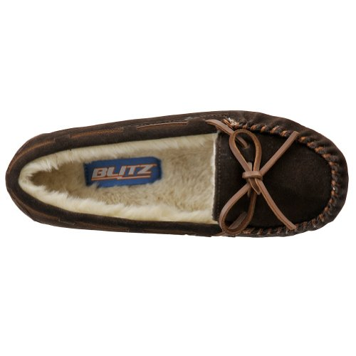 International Slipper Low Blitz Molly Tamarac Women's by Faux Slippers Chocolate I0xWqnwgER