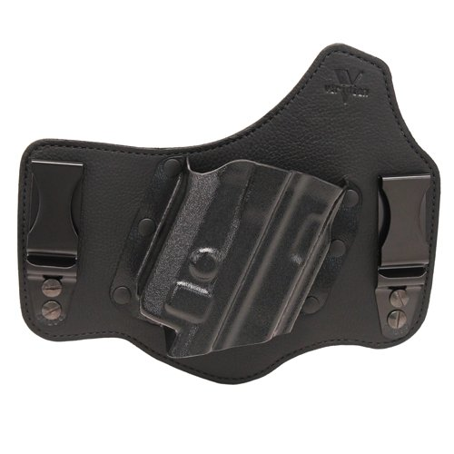 Viridian King Tuk IWB Holster by Galco for Glock 17/19/22/23 with Viridian C Series, Black