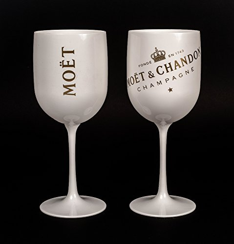 1x 2015 MOET CUP CHANDON CHAMPAGNER Sanzibar Champagne Moet Chandon Ice Imperial