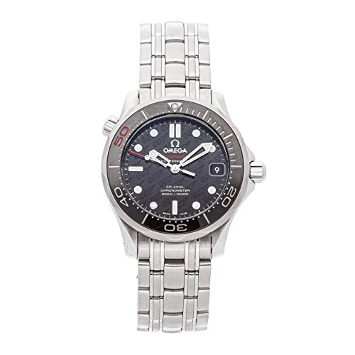 Omega Seamaster Mechanical (Automatic) Black Dial Mens Watch 212.30.36.20.51.001 (Certified Pre-Owned) ()
