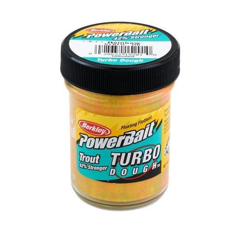 PowerBait Turbo Dough Trout Bait (Rainbow Trout Bait)