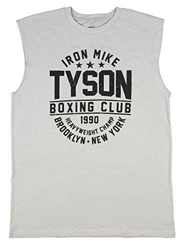 Iron Mike Tyson Boxing Club Sleeveless Muscle Shirt   Small