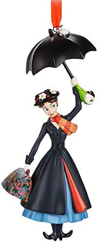 Disney Mary Poppins Ornament (Umbrella Christmas Ornament)