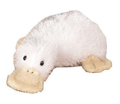 ush - Lil' Kinz Googles Stuffed Animal by plush-duck-hs021-9a-a209 (Ganz Duck)
