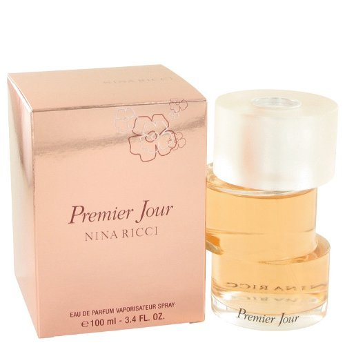 Premier Jour by Nina Ricci Eau De Parfum Spray 3.3 oz -100% Authentic ()