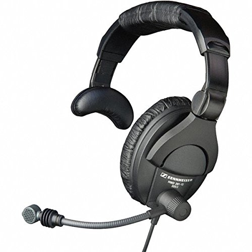 Sennheiser HMD 281-PRO Single Sided Headset (64 Ohm/Unterminated) by Sennheiser