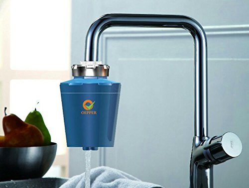Easy To Install Faucet Mount Drinking Tap Water Filter Purifier System