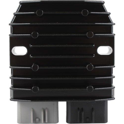 DB Electrical AKI6043 New Voltage Regulator Kawas750 Zg1400 Zx14 Krf800 Concours 2008-2014 Ninja 2004-2007 Zx1400 2006-2013 Teryx Teryx4 2012-2014 21066-0008 21066-0022 21066-0714 21066-0744
