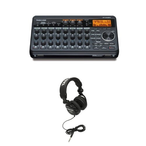 TASCAM DP-008EX Bundle by Tascam