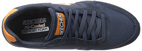 Skechers (SKEES) OG 85 - Zapatillas de deporte para hombre, color azul, talla  46