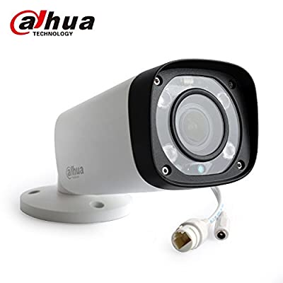 Dahua 4MP Security Camera Outdoor Bullet Camera DH-IPC-HFW4431R-Z Network IP Camera POE H.265 Motorized Varifocal Zoom Lens 2.7-12MM IR 80M WDR from DaHua
