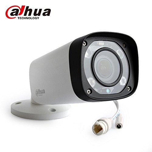 Dahua 4MP Security Camera Outdoor Bullet Camera DH-IPC-HFW4431R-Z Network IP Camera POE H.265 Motorized Varifocal Zoom Lens 2.7-12MM IR 80M WDR