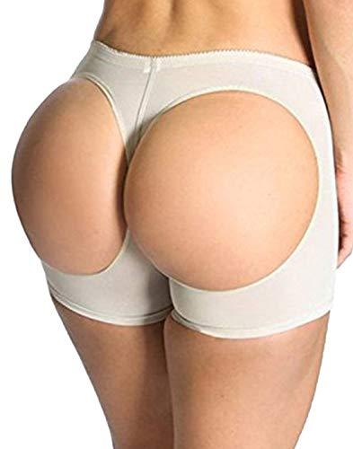 FUT Women Butt Lifter Shaperwear Tummy Control Seamless Panty Invisible Boyshort