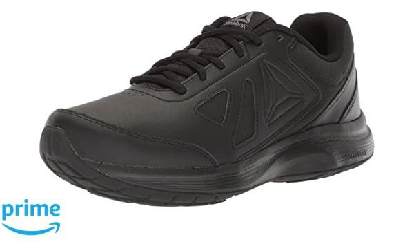 Reebok WALK ULTRA 6 DMX MAX Walking trainers blackalloy