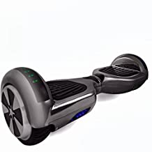 Self Balancing Scooter Hoverboard UL2272 Certified Smart Electric Personal Transportation Bluetooth with LED Light