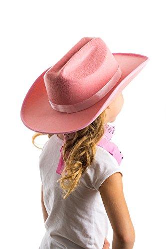 da con Aeromax Cbp rosa cowboy bandana Jr Hat Cappello 4wdP0Sqxq