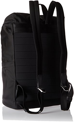 HUGO Herren Digital L_backp W17 10195633 01 Rucksack, Schwarz (Black), 16 x 42 x 27 cm
