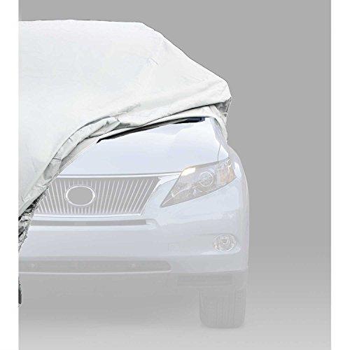 Pilot Automotive CC-6111S Light Grey SUV Car Cover