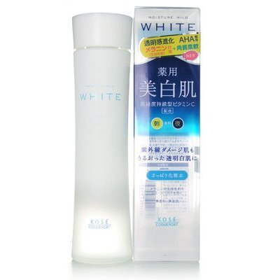 Kose Moisture (Kose Cosmeport Moisture Mild White White lotion refresh (Toning Lotion) 4.71fl oz 140ml)
