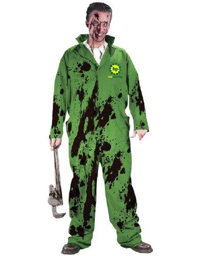 Bad Planning Adult - Standard (Tar Man Halloween Costume)