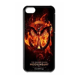 Steve-Brady Phone case Movie The Hunger Games For Iphone 5c Pattern-6 by mcsharks