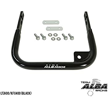 Tusk Comp Series Front Bumper and Rear Grab Bar Set KAWASAKI KFX 400 2004-2006