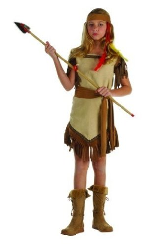 RG Co (Child Indian Girl Costume)