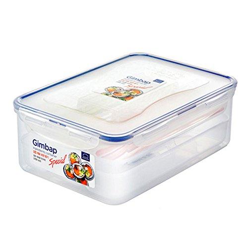 Kimbap Material Storage Container 2.6L 2Set / Gift / Food / Kitchen / Vegetable / Bundle Sale / Refrigerator / Freezer / Restaurant / Special Price / Cooking / Multipurpose