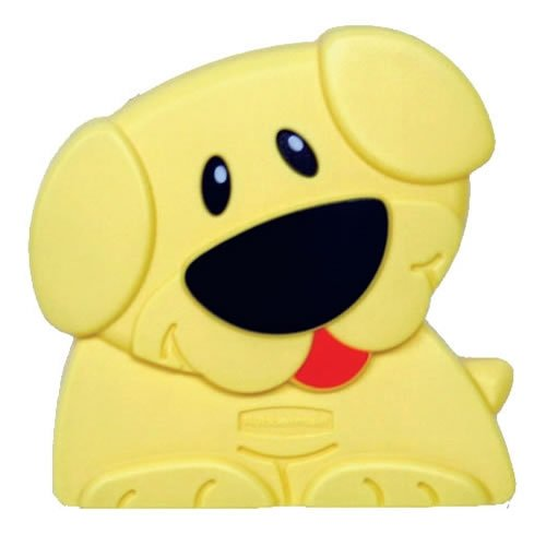 Rubbermaid Blue Ice Fun Shape Ladybug Reusable Ice Pack (1-Pack, Yellow Puppy) (1 Ice Pack)