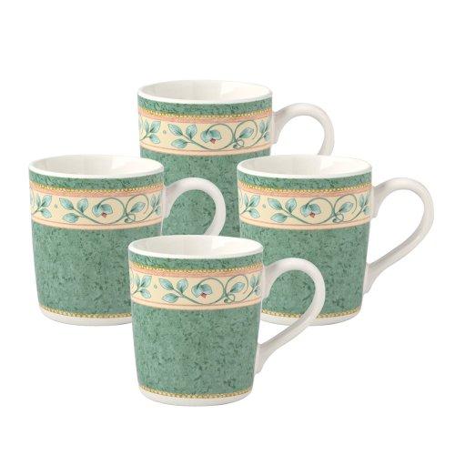 (Pfaltzgraff French Quarter Mug (10-Ounce, Set of 4))