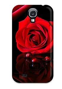 MichaelTH CkuDaGm3229FDzsS Protective Case For Galaxy S4(flower)