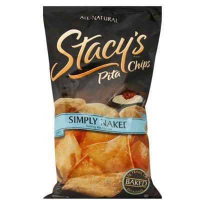 Stacy's Pita Chips Simply Naked Sea Salt 24 oz by Stacy's