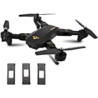 4-Channels Foldable RC Quadcopter - BLACK
