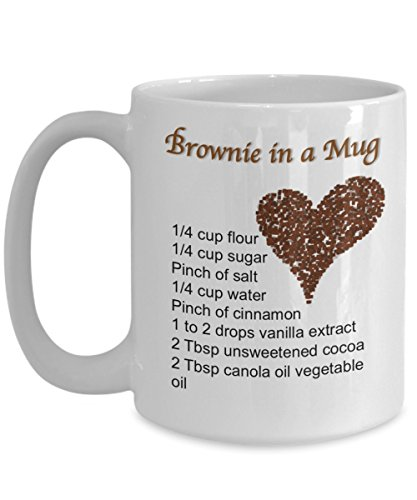 Brownie in a Mug, Mug Cake Recipes, Cake Mug, Cake in a Mug, Mug Recipes, Recipe Mug, Brownie mug, Recipe Cup