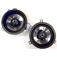 Jeep Wrangler Kicker Speaker Upgrade Kit - 2 Speakers
