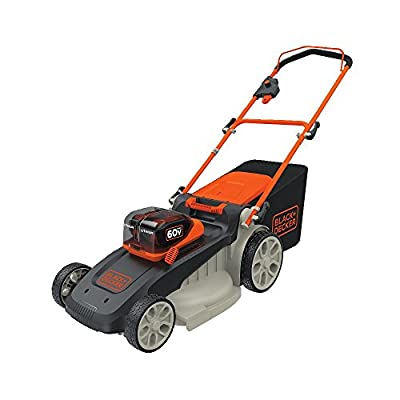 Black & Decker CM2060C 60V Max Power Swap Mower, 20""