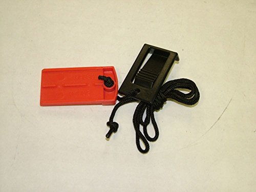 Proform Lifestyler 119038 Treadmill Safety Key Genuine Original Equipment Manufacturer (OEM) Part