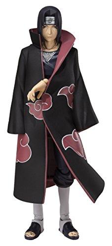 Bandai Tamashii Nations Naruto Shippuden Itachi Uchiha S.H. Figuarts Action Figure from Tamashii Nations
