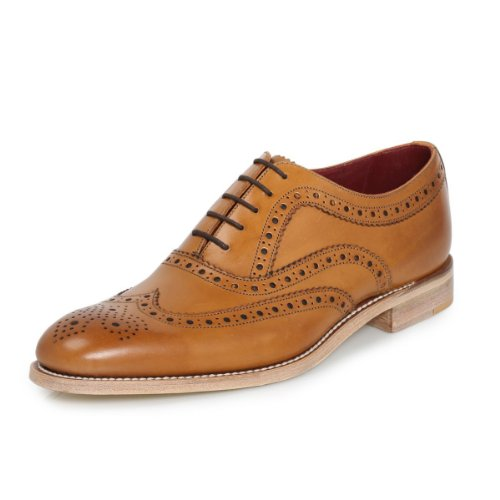 Loake Fearnley Brogues marrone