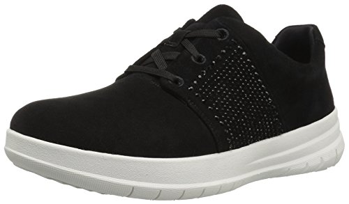 from china cheap online FitFlop Women's Sporty-Pop X Crystal Fashion Sneaker Black sale 2015 C5oCT